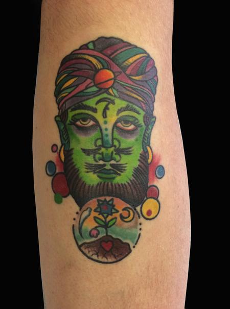 Soothsayer Tattoo Tattoo Thumbnail
