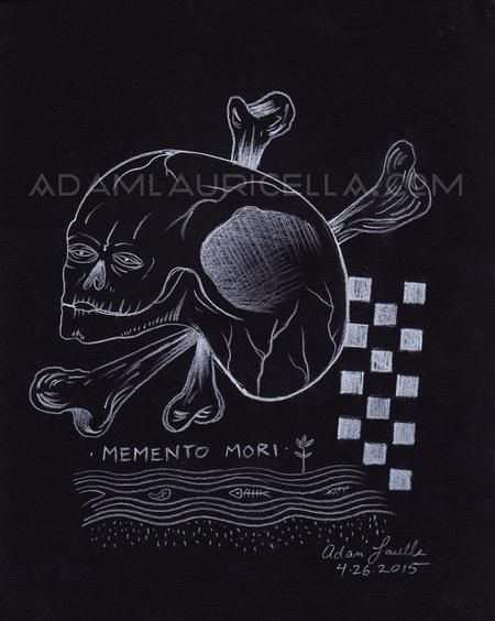Memento Mori Fine Art Thumbnail